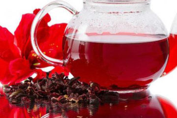 Чай каркаде польза и вред