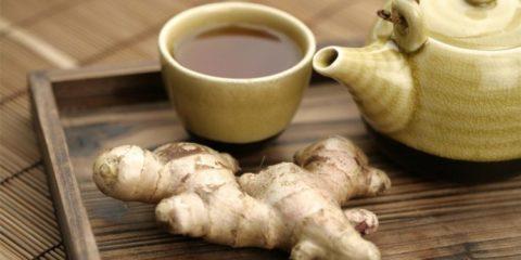Имбирный чай польза и вред