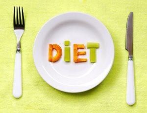 составлении рациона для диеты