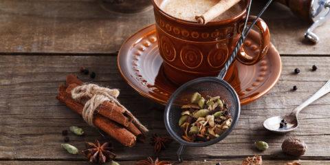 Как заваривать чай масала